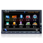 Car Double Din Dvd Player